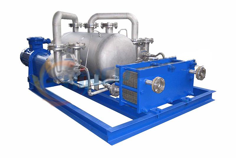 真空泵机组闭式循环机组