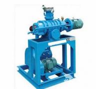 真空泵机组结构型式与能量特